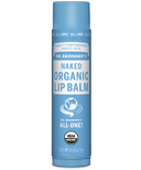 Dr. Bronner's Magic Organic Lip Balm Naked