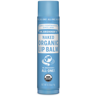 Dr. Bronner\'s Magic Organic Lip Balm Naked