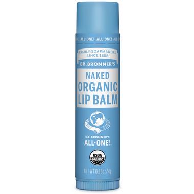Dr. Bronner\'s Magic Organic Lip Balm Naked
