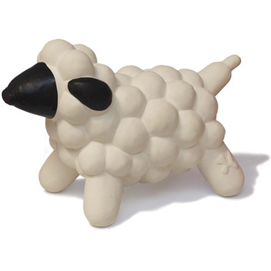 Charming Pet Products Latex Balloon Animal Sheep Mini Dog Toy