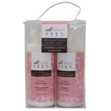 All About Feet Signature Gift Set