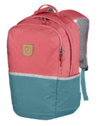 Fjallraven High Coast Kids Backpack Peach Pink Lagoon