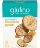 Glutino Gluten Free Cheddar Crackers
