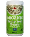 Natera Organic Hemp Seed Hearts