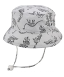 Puffin Gear Camp Hat Dinosaur
