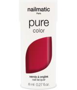 nailmatic Paloma Nail Polish Intense Raspberry