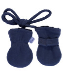 Calikids No Thumb Mitts with String Graphite