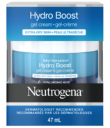 Neutrogena Hydro Boost Facial Gel-Cream with Hyaluronic Acid