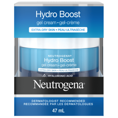 Neutrogena Hydro Boost Gel Cream for Extra-Dry Skin