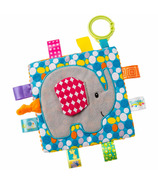 Taggies Mary Meyer Crinkle Me Elephant
