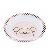 Lassig Little Chums Plate Mouse
