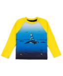 nano Rashguard T-shirt Hawaii Sun