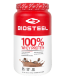 BioSteel Natural 100% Whey Protein Blend Chocolate