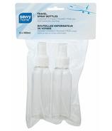 Savvy Home Travel Spray Bottles