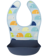 Kushies Silisoft Bib with Pocket