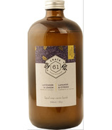 Crate 61 Organics Unscented Liquid Soap Refill