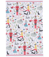 Now Designs Tea Towel Nutcracker
