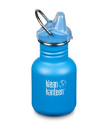 Klean Kanteen Kid Classic with Kid Sippy Cap Pool Party
