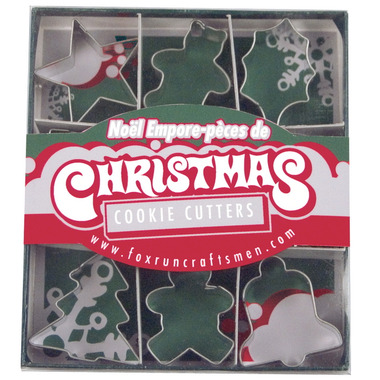 Christmas Mini Cookie Cutters