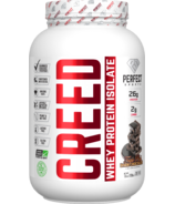 Perfect Sports CREED Whey Protein Isolate Triple Rich Dark Chocolate