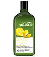 Avalon Organics Revitalisant Clarifiant au Citron