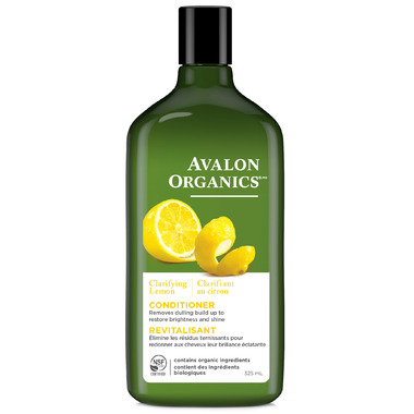 Avalon Organics Lemon Clarifying Conditioner