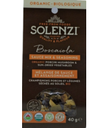 Solenzi Boscaiolo Organic Procini Mushroom & Sun-Dried Vegetables Sauce Mix
