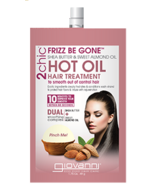 Giovanni 2chic Frizz Be Gone Hot Oil Treatment