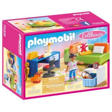 Playmobil Dollhouse Teenager\'s Room