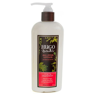 Hugo Naturals Grapefruit All Over Lotion
