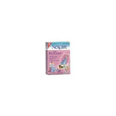 Buy Nexcare Tattoo Waterproof Bandages Disney S Princesses At Well