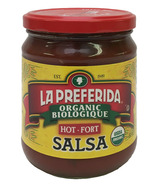 La Preferida Organic Salsa Hot