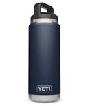 YETI Rambler Bottle Navy