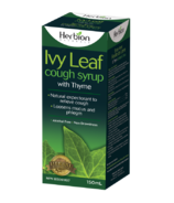 Herbion Ivy Leaf Cough Syrup with Thyme