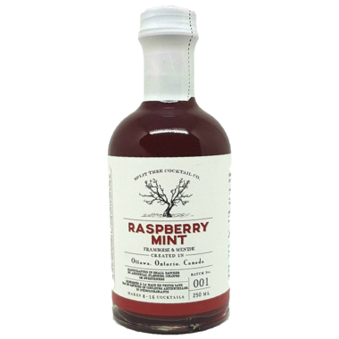 Split Tree Cocktail Co. Cocktail & Soda Mix Raspberry Mint