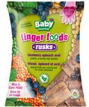 Baby Gourmet Blueberry Acai Spinach Rusks