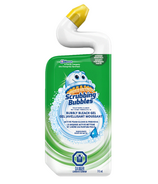 Scrubbing Bubbles Bubbly Bleach Gel Toilet Bowl Cleaner Rainshower