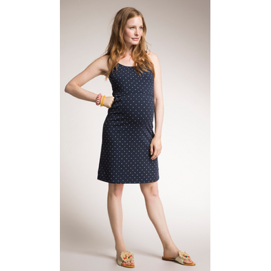 Boob Strap Dress with Organic Cotton