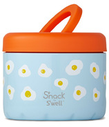 S'nack x S'well Over Easy Food Container