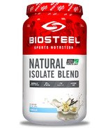BioSteel Natural Isolate Protein Blend Vanilla