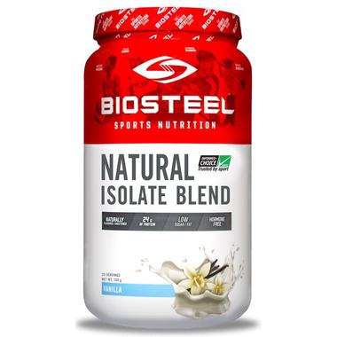 BioSteel Natural Isolate Protein Blend Vanilla