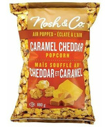 Nosh & Co. Air Popped Caramel Cheddar Popcorn