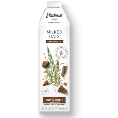 Elmhurst Milked Oat Chocolate
