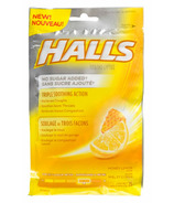 Halls Lozenges Mentho-Lyptus Honey Lemon