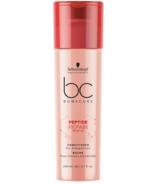 Après-shampooing Bonacure Peptide Repair Rescue de BC