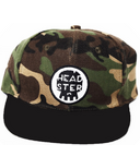Headster Camo Snap Back