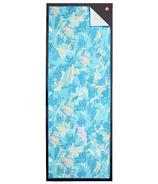 Manduka YogiToes Towel Tropics Blue
