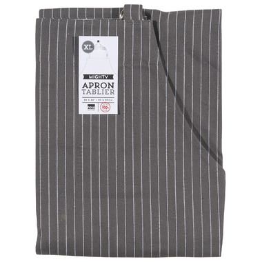 Now Design Mighty Granite Pinstripe Apron