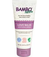 Crème apaisante Love Balm de Bambo Nature