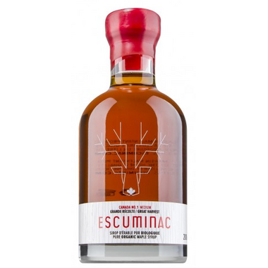 Escuminac Medium No. 1 Great Harvest Maple Syrup